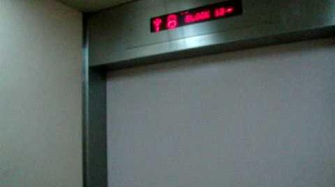 Holland Village Blk 13 Residental HDB - Thames Valley High-Speed Elevator (Lift C D)
