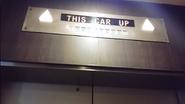 Mitsubishi Custom Hall Floor Indicator TH