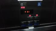 Mitsubishi VR Buttons WheelchairStation MRTBlueLine