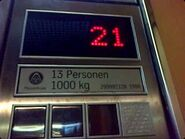 ThyssenKrupp Modul indicator ATR