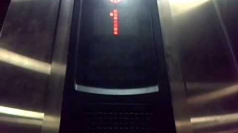 (New Year's Eve Special) Mall of Indonesia, Jakarta Shanghai Mitsubishi Traction Elevator (P2)