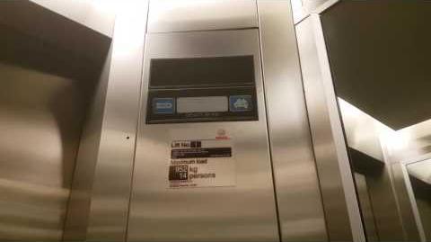 Rare find Dover Oildraulic Impulse Hydraulic elevator at Forest Lake Shopping Centre, Brisbane, QLD