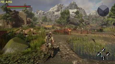 Elex - NEW Gamescom Gameplay 17 minutes HD