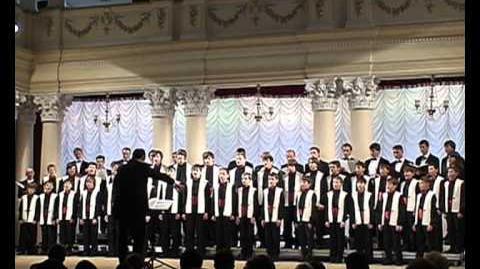Lilium Лилиум-Boys choir Dzvinochok