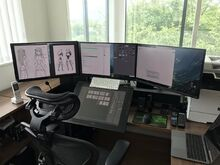 LO's home office 170817
