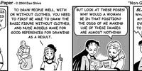 Non-Gratuitous Nudity: Comic for Thursday, Jun 3, 2004