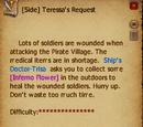 Teressa's Request