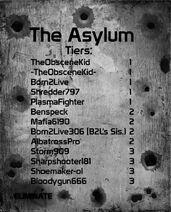The asylum tiers