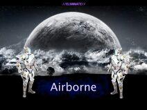 Airborne planet