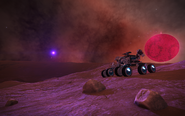 Srv brown dwarf