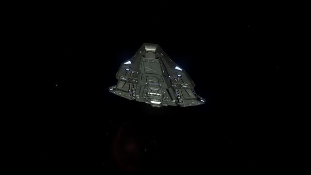 File:E-D Python - Bottom View in Space.jpg