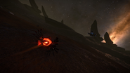 Thargoid Surface Site Scavenger close 3