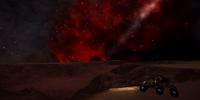 Running Man Nebula
