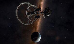 Mars High Station