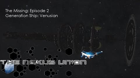 Elite Dangerous- Generation Ship Venusian - The Missing - Episode 2 -A Roleplay Story