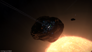 Asteroid Base Station X