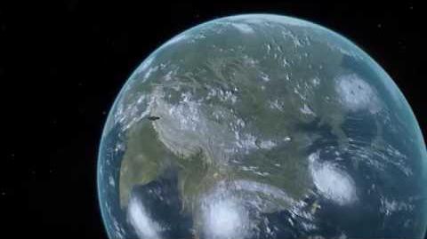 Frontier Elite 2 Intro - The Dangerous Remake (2016 Uncle Art Orchestral Version)