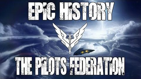Elite Dangerous - Epic History of The Pilots Federation