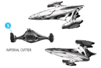 Imperial Cutter concept art 01