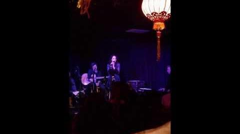 Liz Gillies - Vienna Billy Joel Cover Live @ Genghis Cohen-0