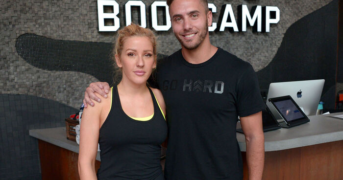 Cover photo Ellie Barry Bootcamp