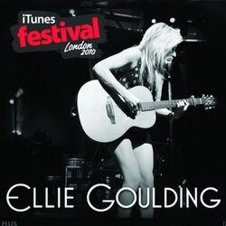 ITunes Festival 2010 Ellie Goulding