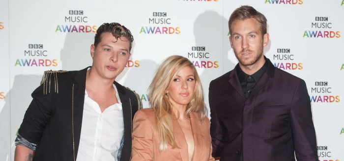 Cover photo BBC Music Awards 2014