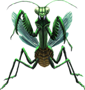 Doom mantis