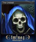 Elminage Gothic Card 1