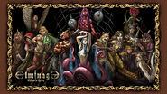 Elminage Gothic-Monsters