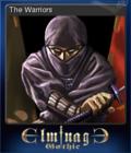 Elminage Gothic Card 2