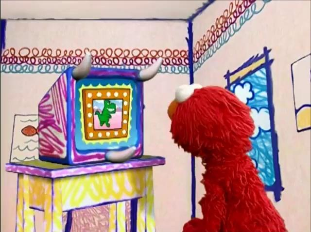 Elmo's World Dinosaurs (Edited)