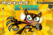 Nicktoons Superstuffed Manny to El Tigre Win