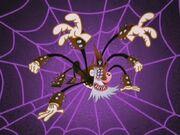 Con shot tarantula