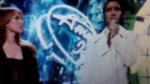 Elvis Presley Hologram American Idol
