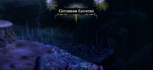 Cirromon Caverns