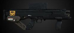 Cousar Crowe Rifle