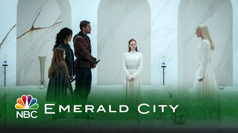 Emerald City - Lucas' Identity Revealed (Episode Highlight)