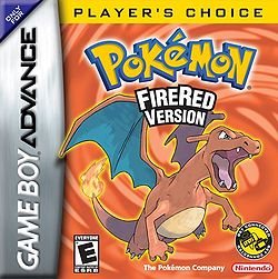 Pokemon FireRed boxart EN-US