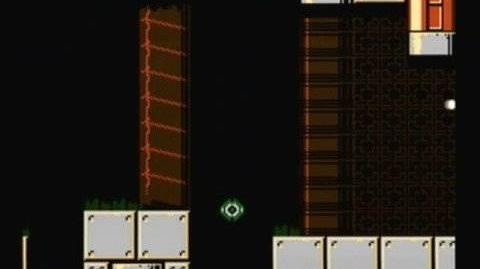 Mega Man 9 - Concrete Man Stage (Blind)