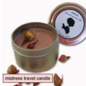 Mistress Travel Candle