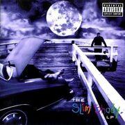 Eminem - The Slim Shady LP CD cover