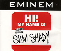 Eminem - My Name Is... CD cover