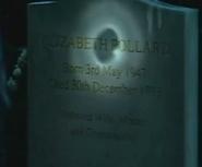 Emmie elizabeth grave