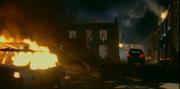 Emmie hotten road devastation plane crash