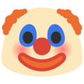 Clown Emoji - Google