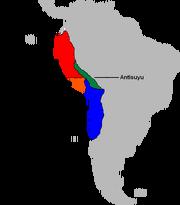 Inca Empire South America