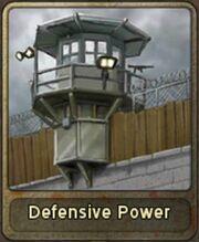 Defense Power