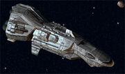 Tartan patrol cruiser
