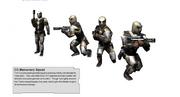 Merc Grenader squad
